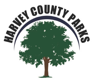 Harvey County Parks logo small