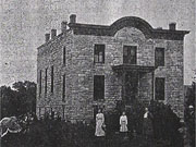 Harvey County Jail 1880 150
